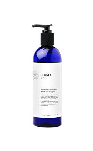 pierre's apothecary argan oil shampoo fabricante PERSEA APOTHECARY