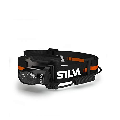 Silva Headlamp Cross Trail 5 Black Red