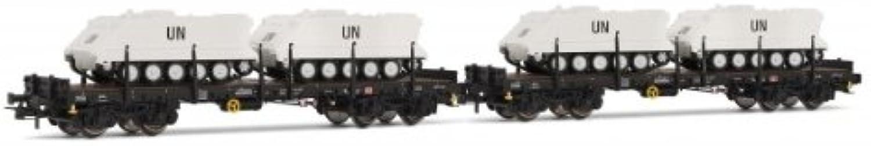 para mayoristas Rivarossi Vagón para modelismo ferroviario H0 escala 1 87 (HR6207) (HR6207) (HR6207)  muchas sorpresas