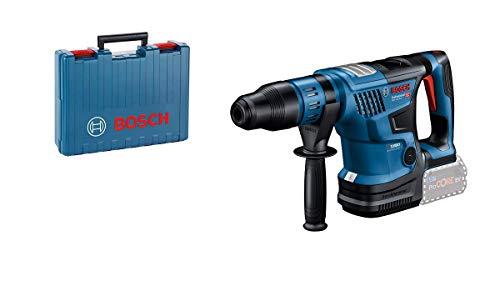 Bosch Professional BITURBO GBH 18V-36 C - Martillo perforador combinado a batería (18V, 7 J, Ø máx. hormigón 35 mm, SDS max, Connectivity, sin batería, en maletín)