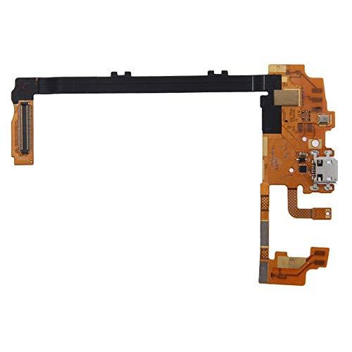 YANCAI Repuestos para Smartphone Cable Flexible para el Puerto de Carga para...