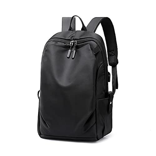Zaino da uomo zaino da viaggio borsa da viaggio casual studentessa borsa da scuola semplice borsa per computer