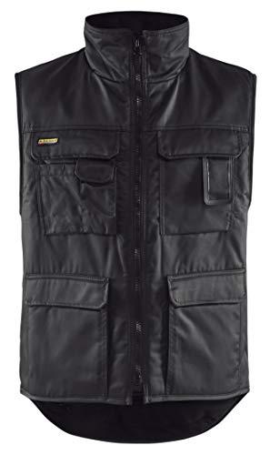Blakläder 380119009900L Gilet hiver Taille L Noir