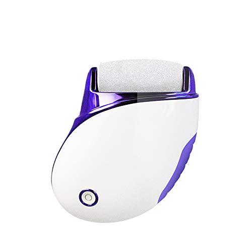 Kit de pédicure électrique,Outil de pédicure électronique portable USB à la cheville,Soins des pieds professionnels Convient à la mort, peau dure et sèche