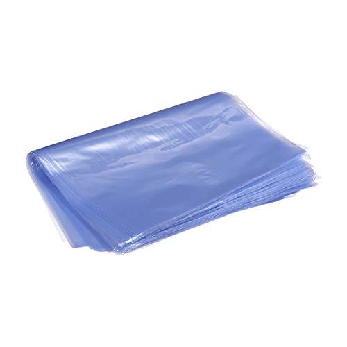Sourcing Map Schrumpfbeutel, PVC-Schrumpfbeutel, schrumpfbare Verpackungstaschen, 20x16 inch