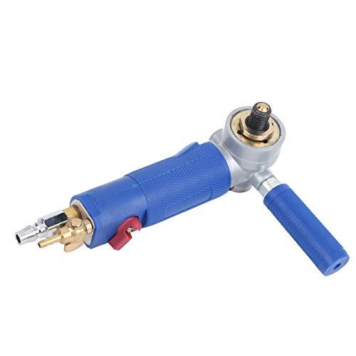 Mxzzand Amoladora angular 4300 rpm. Componentes de control industriales de alta calidad con acero inoxidable.