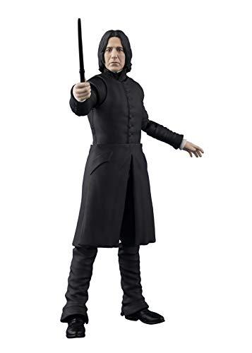 Bandai - Figurine Harry Potter - Severus Snape Rogue SH Figuarts 12cm - 4573102555632