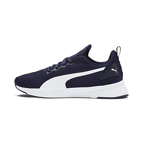 PUMA Flyer Runner, Zapatillas de Running Hombre, Azul (Peacoat White), 42 EU