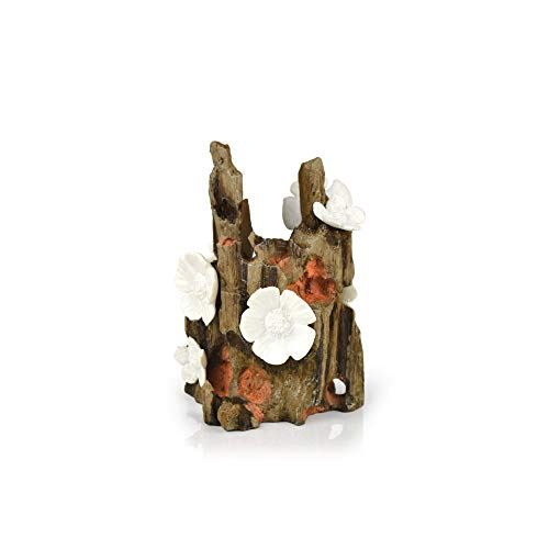 biOrb 46142 Figura Decorativa Tronco con Flores, Un tamaño