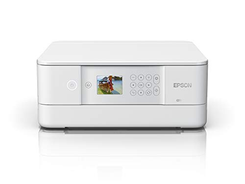 Epson Expression Premium XP-6105 3-in-1 Multifunktionsgerät Drucker (Scannen, Kopieren, WiFi, Duplex, 6,1 cm Display, Einzelpatronen, 5 Farben, DIN A4, Amazon Dash Replenishment-fähig) weiß
