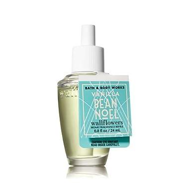 Bath & Body Works Wallflowers Fragrance Refill Bulb Vanilla Bean Noel 20172017
