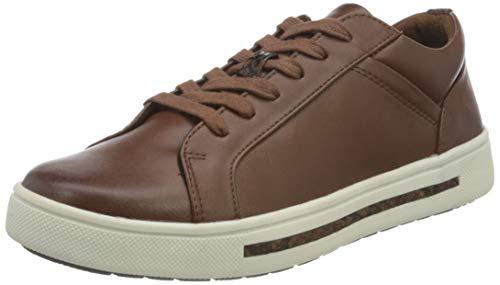 Jana Softline Damen 8-8-23660-25 Sneaker, Chestnut, 37 W EU
