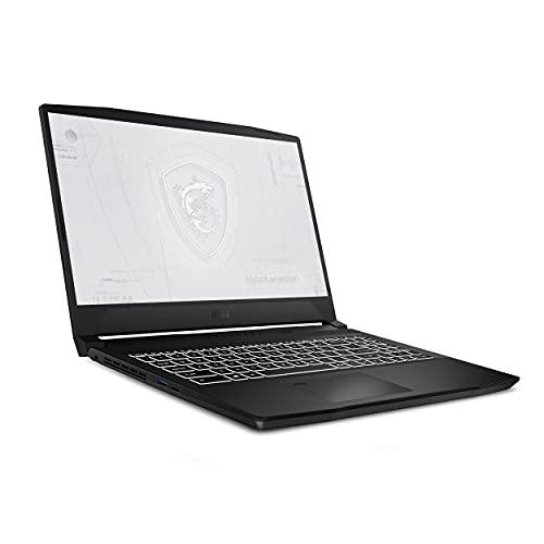 MSI WF66 11UI-268 FHD Mobile Workstation Intel Core i7-11800H Quadro T1200 16GB RAM 512GB NVME SSD WIN10 Pro 3 Year onsite Warranty