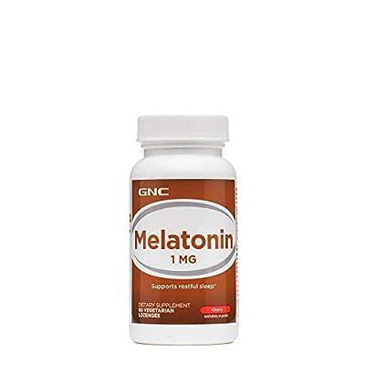 GNC Melatonin 1 mg - Cherry