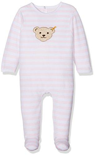Steiff Baby-Mädchen 2861 Strampler, Rosa (Barely Pink 2560), 80