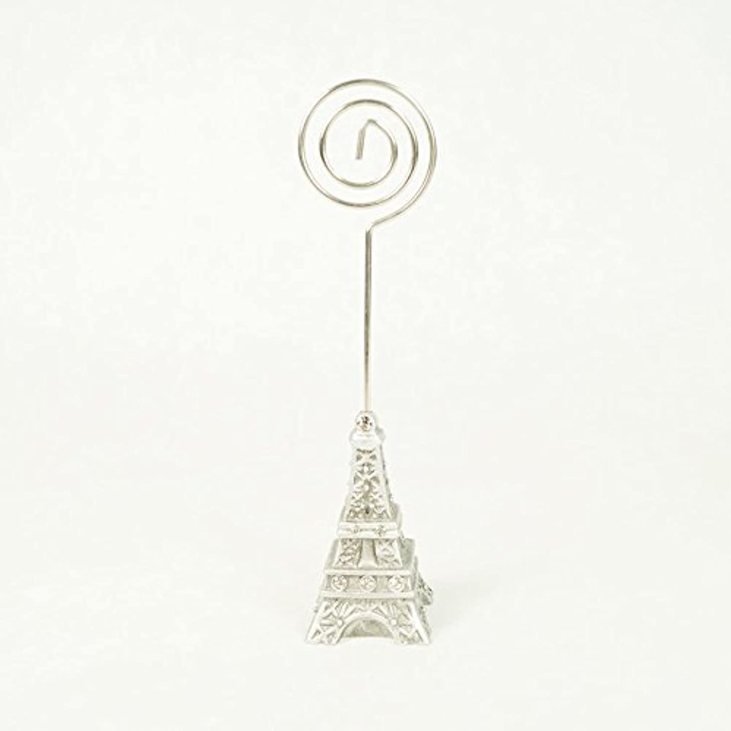 From Paris With Love Collection Eiffel Tower Place Card Holder Favors 1