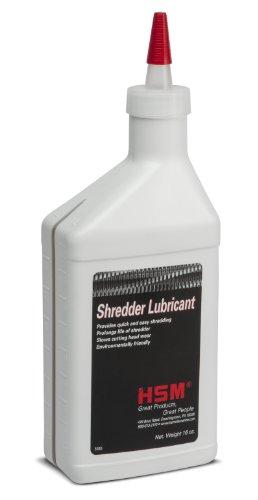HSM of America Shredder Oil, 16-oz. Bottle (314)