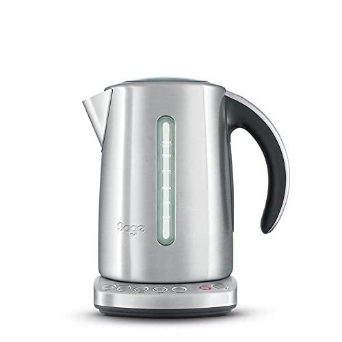 Sage Appliances SKE825 the Smart Kettle, Wasserkocher, Gebürstetes Edelstahl