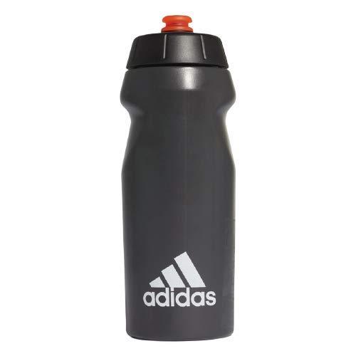 adidas Sports Bottle PERF BTTL 0, 5, black/black/solar red, NS, FM9935