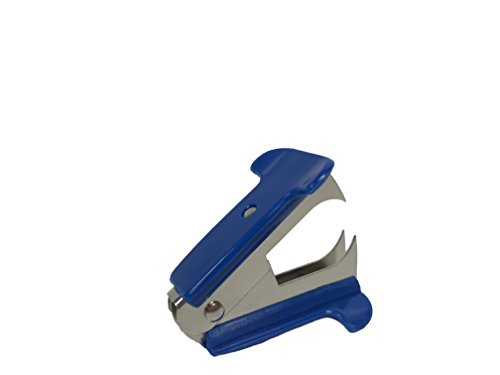 Charles Leonard Inc 80875 Charles Leonard Heavy Duty Staple Remover Pinch Jaw Style Blue Assorted