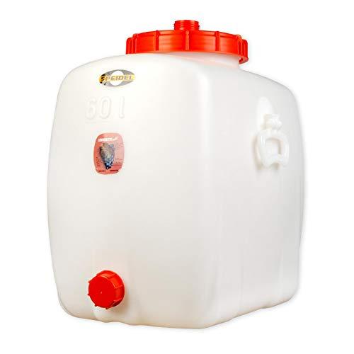 Speidel Getränkefass / Gärfass / Mostfass oval 60 Liter