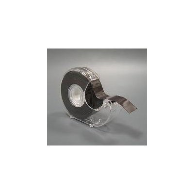 selbstklebendes Magnetband im Spender, 19mm breit, 8m lang