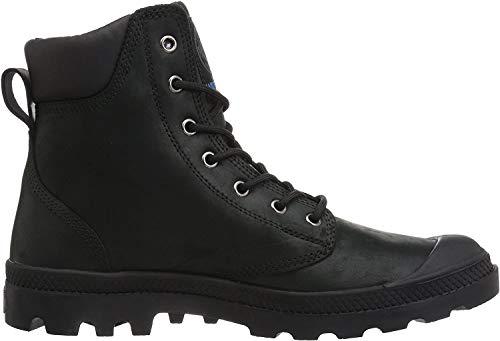 Palladium Men's Pampa Cuff Wp Lux Rain Boot, Black, 9 M US