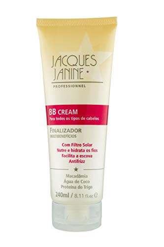 BB Cream Finalizador 240ml, Jacques Janine, 240ml