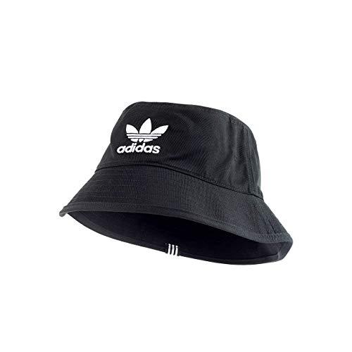 Adidas Hat Bucket Black White Größe: M/L Farbe: Black