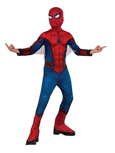 Rubie's Marvel Spider-Man Far from Home Child's Spider-Man Costume & Mask, Small