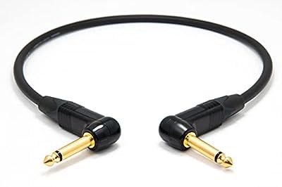 Mogami 2524 Patch Cable | Neutrik Gold 6.3mm TS - 6.3mm TS | HiFi - 70 cm 70 cm