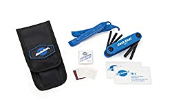 Designed for the casual cyclist, the economical WTK-2 contains the tools needed for basic repairs and adjustments at home or on the road This kit includes tire levers, AWS-9 fold-up hex/screwdriver, emergency tire boots and pre-glued tube patches. Al...