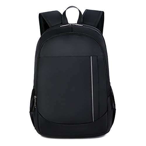 TYXL backpack Solid Color Large Capacity Multi-space Computer Backpack Nylon Wear-resistant Durable Shoulder Bag Business Casual Backpack
