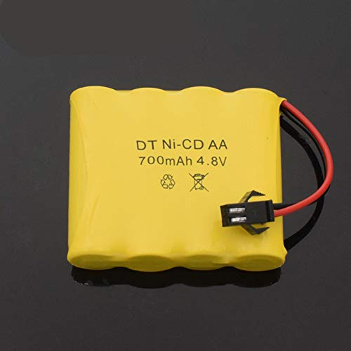 RitzyRose ICR 26650 3.7 V 6800 mAh Li Ion Baterías, células de repuesto recargables para linterna de luz LED Interphone 6 piezas