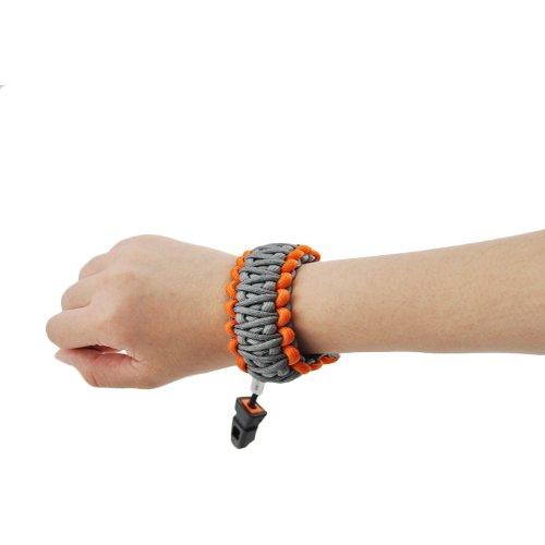 Product Image 1: Gerber Bear Grylls Survival Bracelet [31-001773],Orange