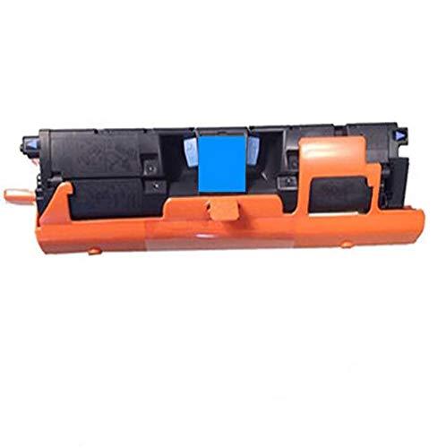 Q3960A 122A tonercartridge is compatibel met HP Color Laserjet 2550L 2550Ln 2550n 2820 2840 Q3961A Q3962A Q3963A Colour Laser Printer, 4 kleuren, met Chip,Blue toner cartridge