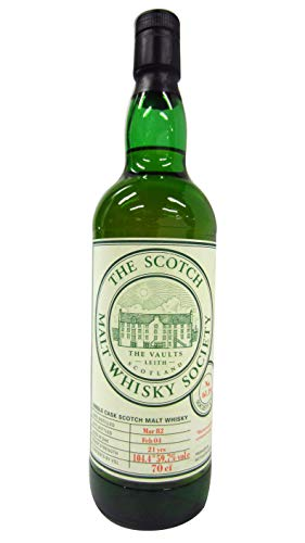 Brora (silent) - SMWS Scotch Malt Whisky Society 61.19-1982 21 year old Whisky