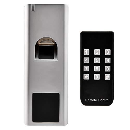Sistema de Control de Acceso de Puerta Independiente, casa de Metal, Control de Acceso de Puerta biométrico, Lector de Control de Acceso para Control de Acceso