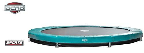 BERG Trampoline Inground Elite round 430 | Premium trampoline, kindertrampoline, levenslange garantie, outdoor trampoline, sporttrampoline, springen hoger met TwinSpring en Airflow