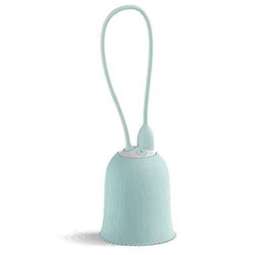 TOOGOO Rechargeable Chauffe-Mains Enrouler Autour 4000 MAh Banque de Puissance Portable Veilleuse Couleur 3 en 1 Bleu