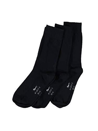 engbers Herren Socken Doppelpack, 31014, Blau in Größe 46
