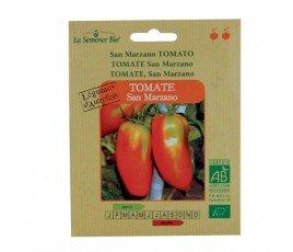 Graines bio Tomate San Marzano - La Semence Bio