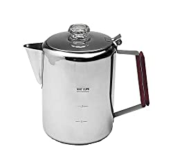 Best 9 Cup Camping Coffee Maker