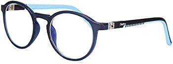 TYY Kids UV Blue Light Blocking Glasses for Boys Girls Age 3-12