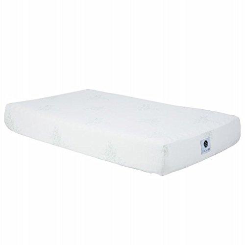 Petique Bamboo Orthopedic Memory Foam Pet Bed