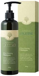 legitime deep cleansing shampoo