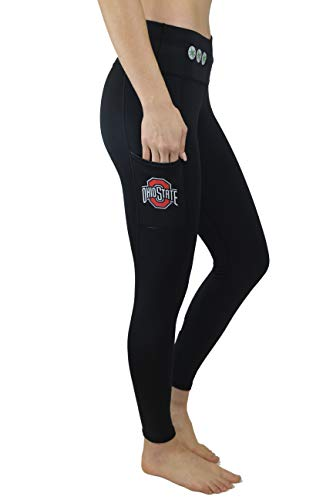 New The Ohio State University Victory Cell Phone Pocket Legging/Black
