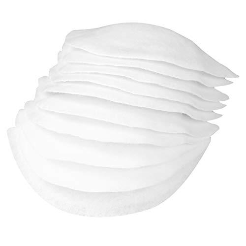 dPois 8 pcs Hombreras Raglan Hombreras Almohadillas de Hombros Suave de Espuma Inserto para Chaqueta Vestido Abrigo Camiseta Blazer Camisa Negro/Blanco Blanco D One Size
