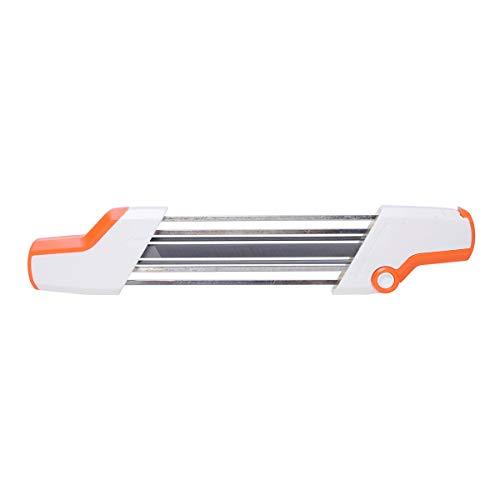 Poweka 2 in 1 Easy File Chainsaw Chain Sharpener 1/4