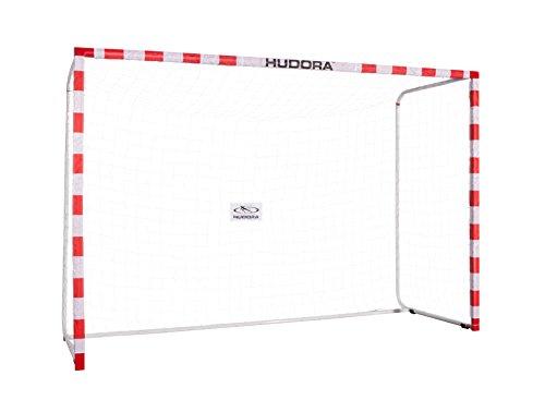HUDORA Fußball-Tor Allround 300 - Fußballtor Garten - 76906
